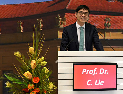 Prof. Dr. Dieter Chichung Lie